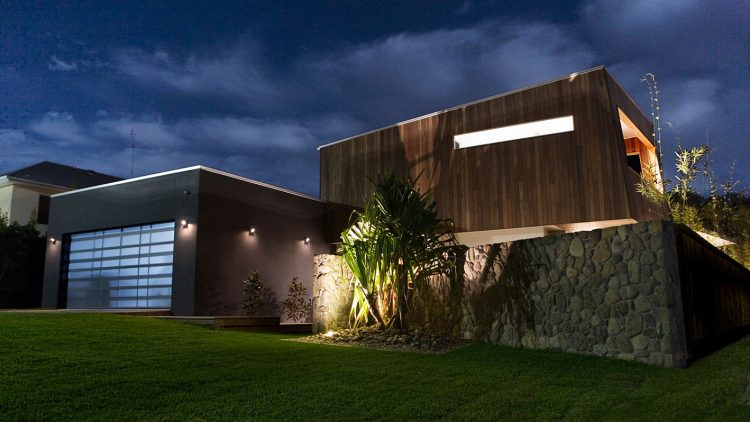 Compass-Place project by mdesign, a building design practice that operates on the Sunshine Coast.