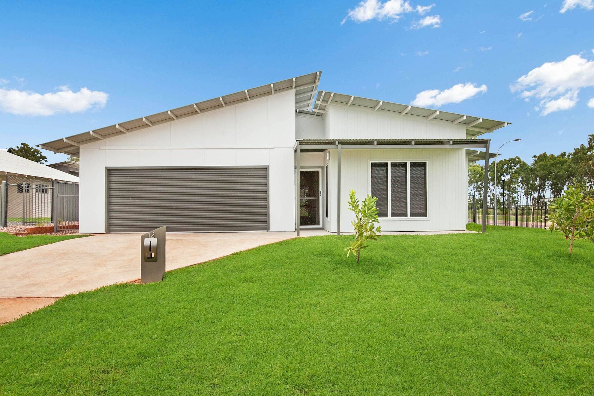 Defence Housing projects by mdesign, a building design practice that operates on the Sunshine Coast.