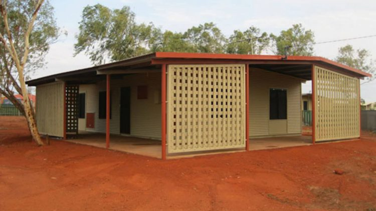 Indigenous project by mdesign, a building design practice that operates on the Sunshine Coast.