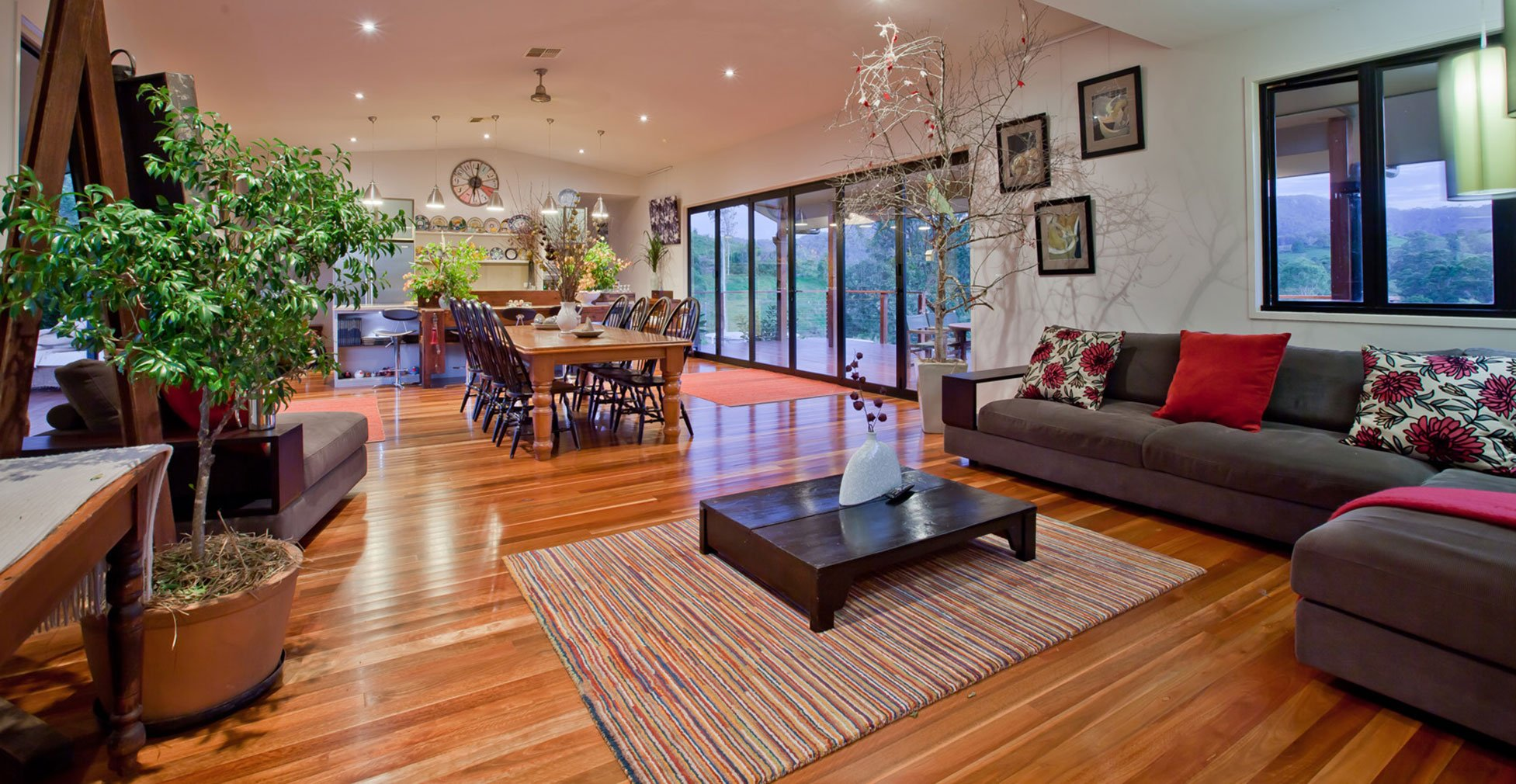 Kenilworth project by mdesign, a building design practice that operates on the Sunshine Coast.
