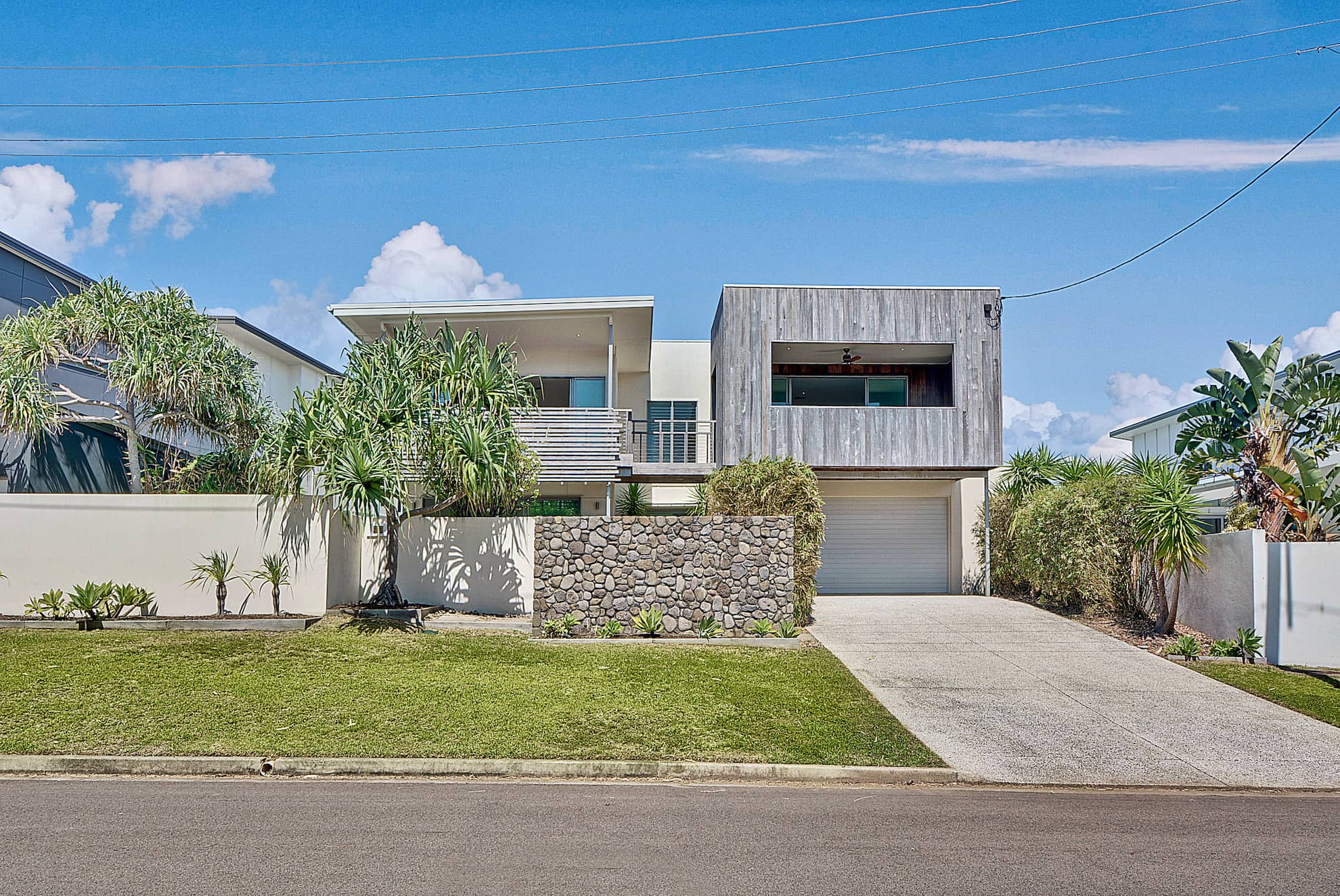 Mackay Street project by mdesign, a building design practice that operates on the Sunshine Coast.
