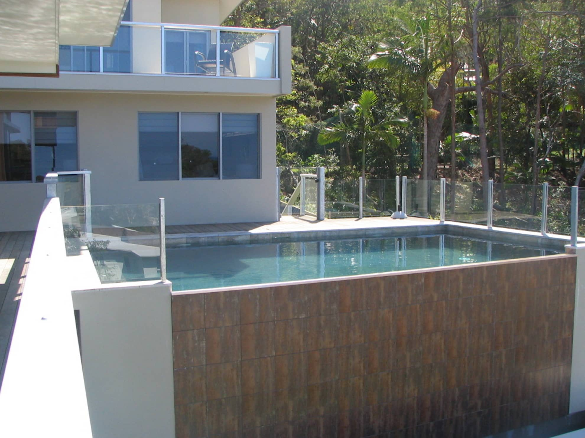 Birdhaven Close project by mdesign, a building design practice that operates on the Sunshine Coast.