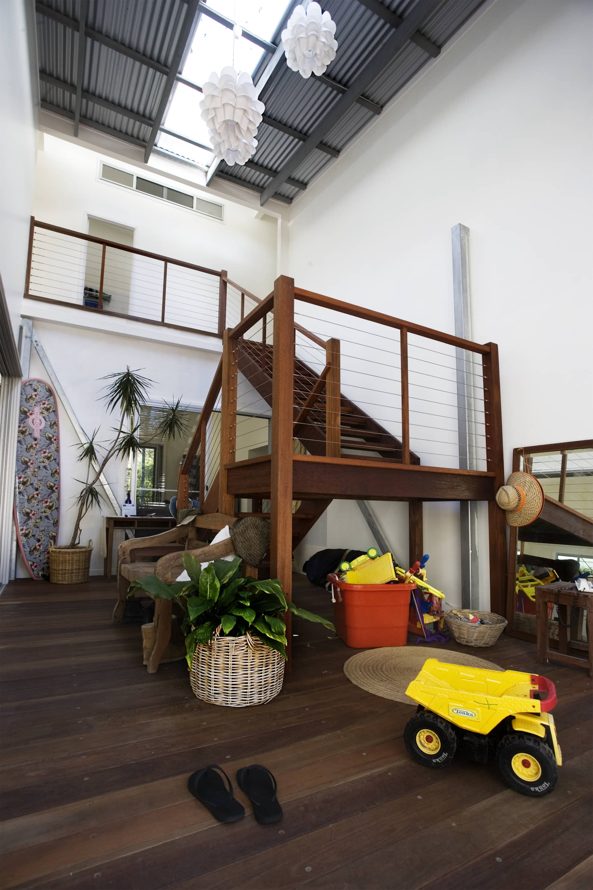 Depper Street project by mdesign, a building design practice that operates on the Sunshine Coast.