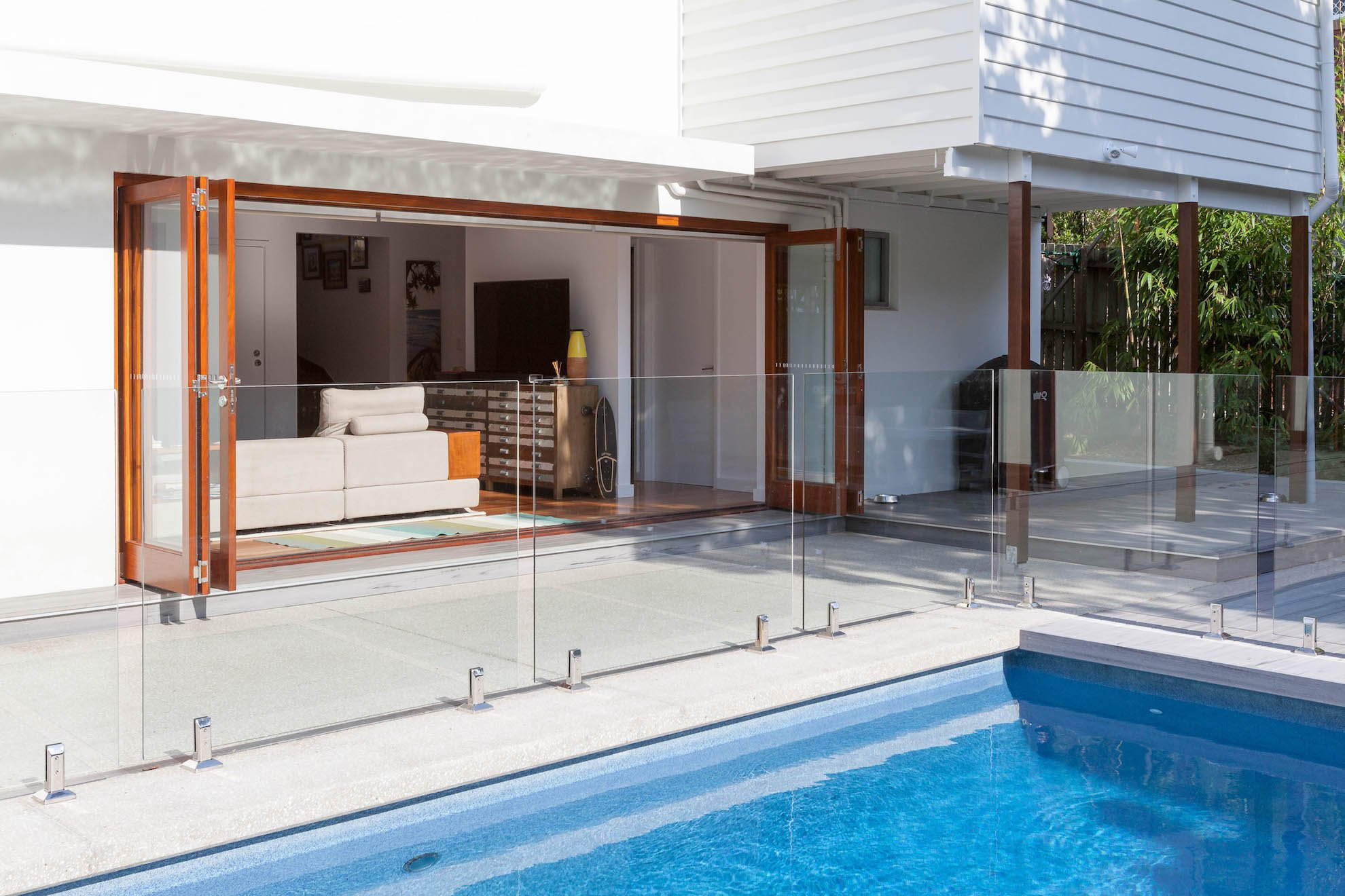 Oriole Avenue project by mdesign, a building design practice that operates on the Sunshine Coast.