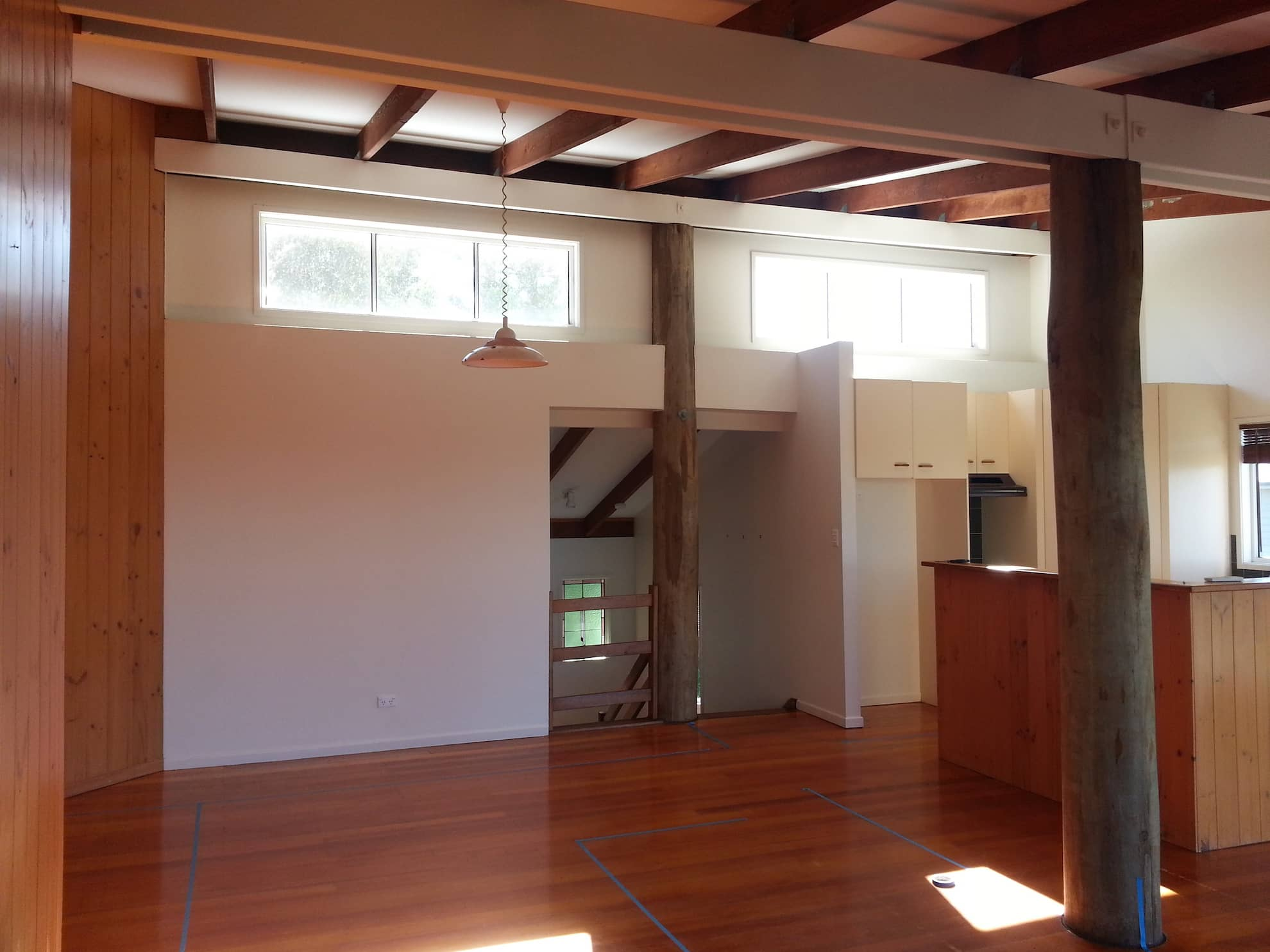 Orient Drive project by mdesign, a building design practice that operates on the Sunshine Coast.