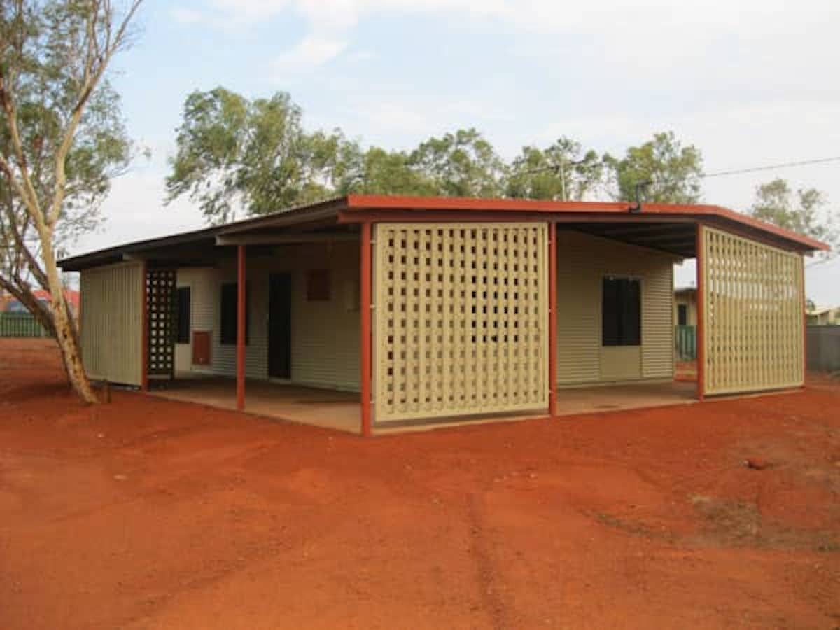 Indigenous projects by mdesign, a building design practice that operates on the Sunshine Coast.