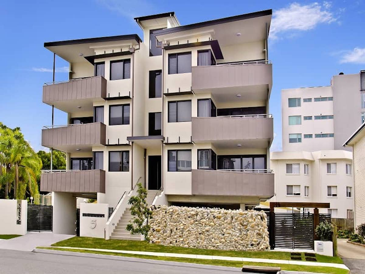 multi-residencial projects by mdesign, a building design practice that operates on the Sunshine Coast.