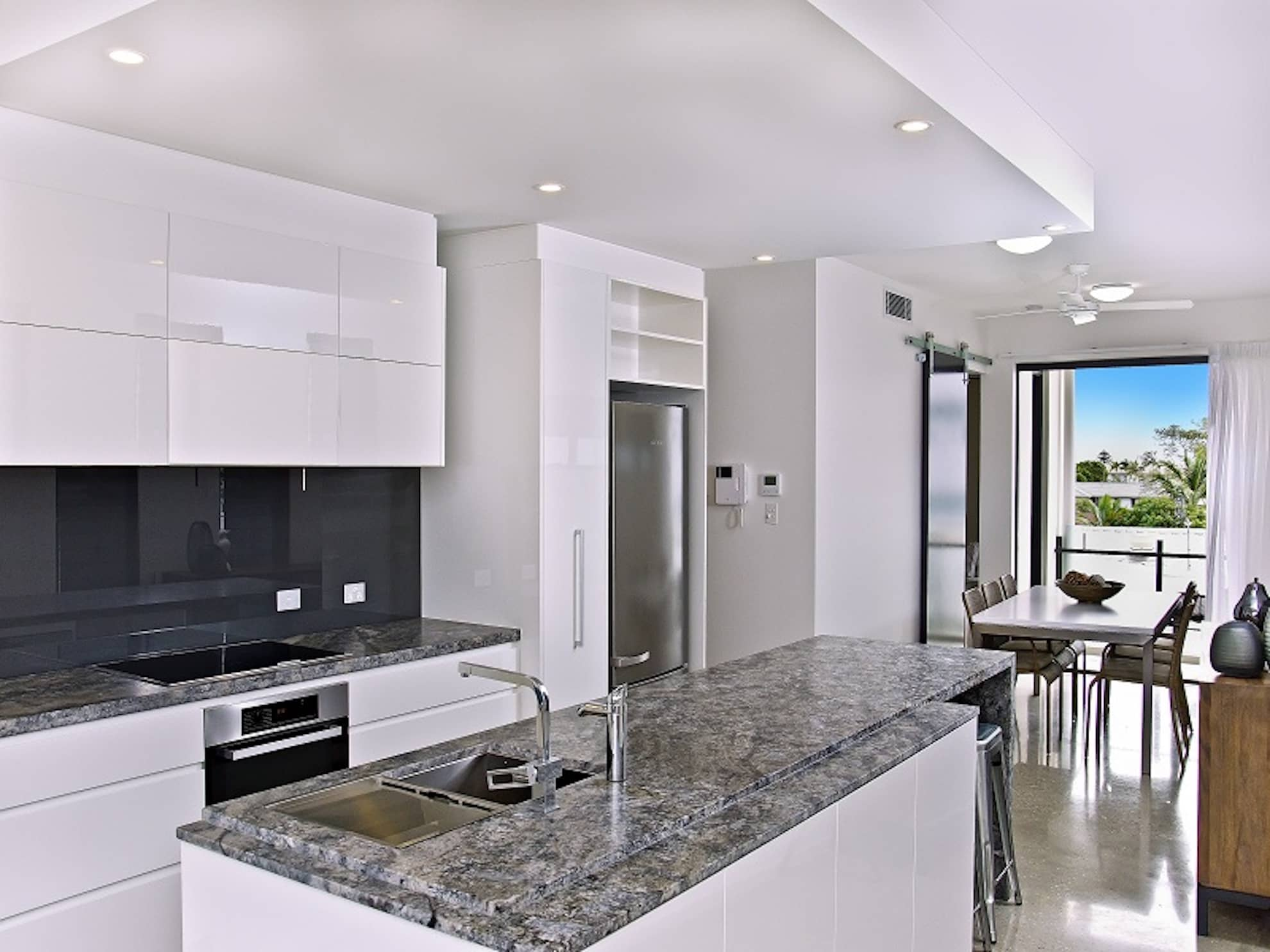 Clark Street Apartments project by mdesign, a building design practice that operates on the Sunshine Coast.