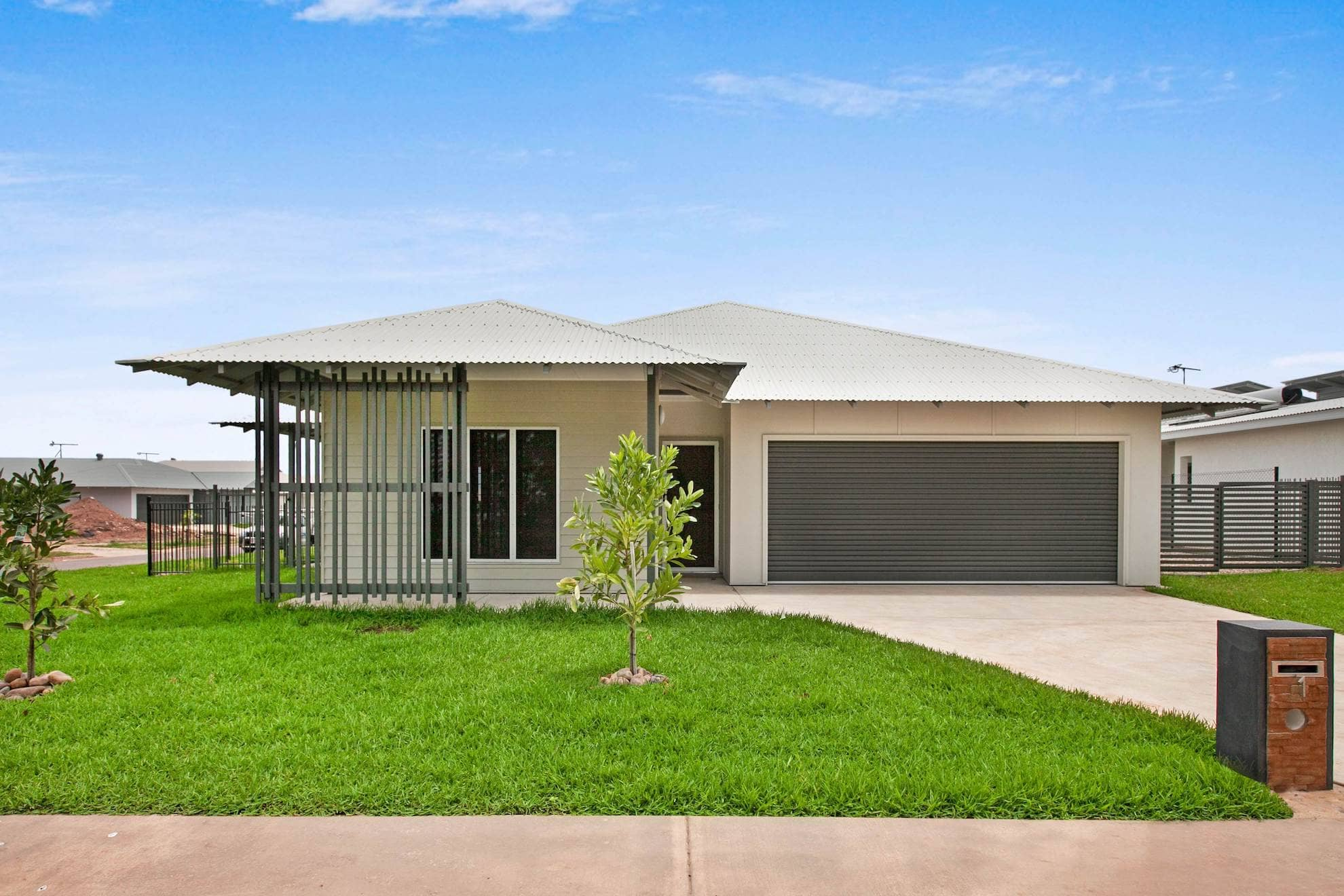 Defence Housing project by mdesign, a building design practice that operates on the Sunshine Coast.