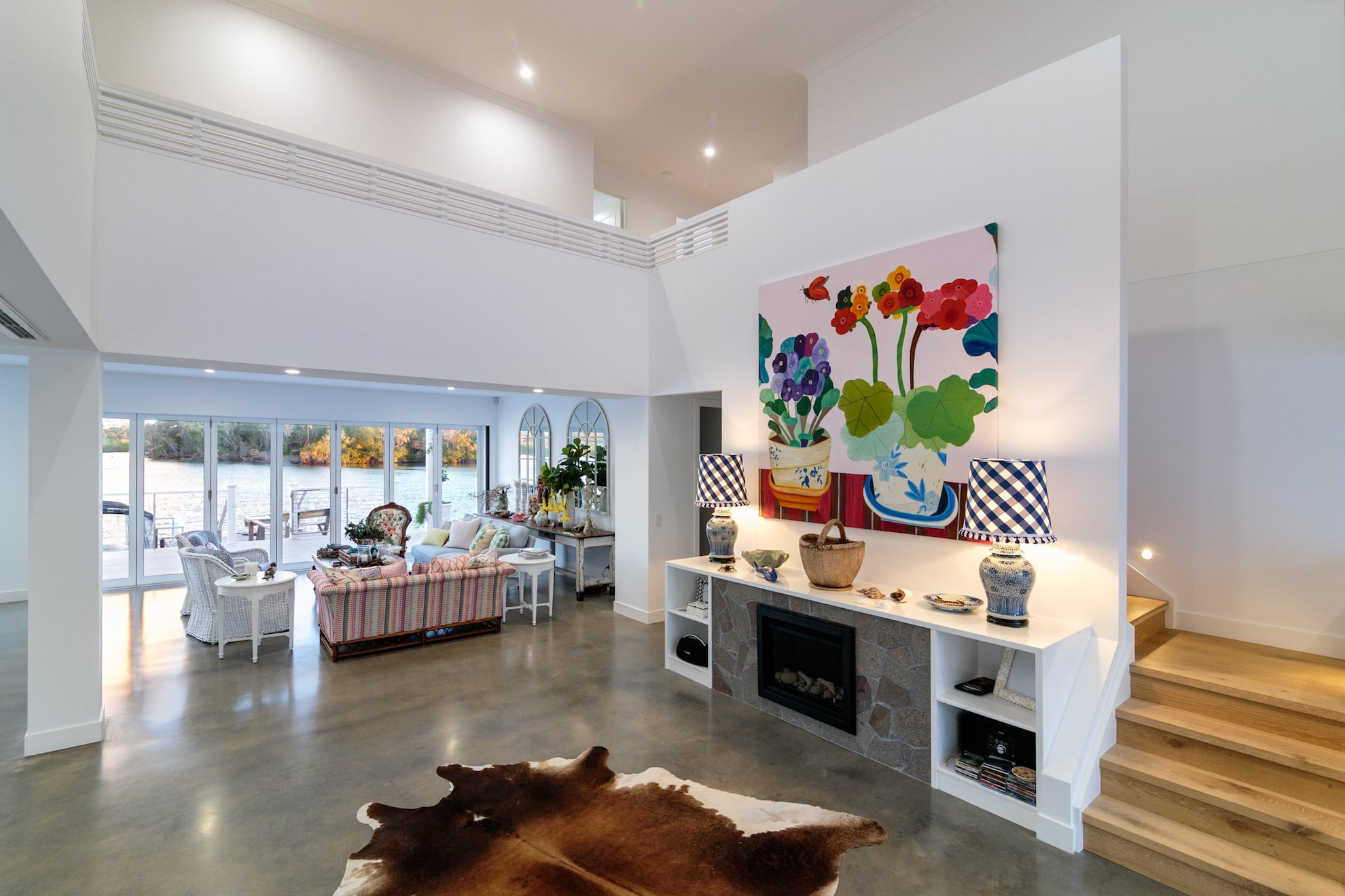 Dolphin Cres project by mdesign, a building design practice that operates on the Sunshine Coast.